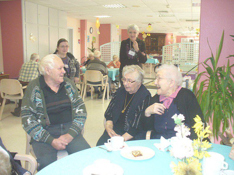 Rencontres entre retraites