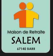 Maison de Retraite Salem à Barr Logo
